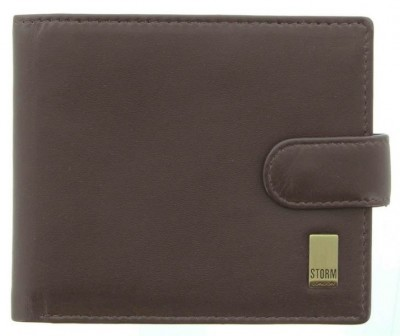 Storm Portfel Ajax Leather Wallet STGIF125 Brown